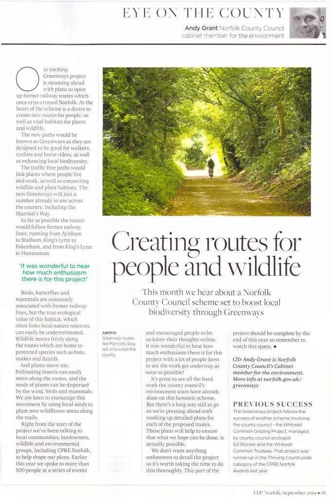 Norfolk Magazine September 2019